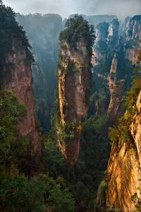 One-of-a-kind-Zhangjiajie-National-Park
